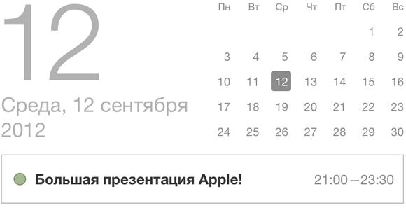AllThingsD: Apple покажет новый iPhone 12 сентября