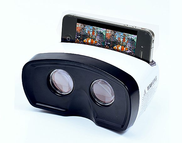 iPhone 3D viewer. Просмотр YouTube в 3D