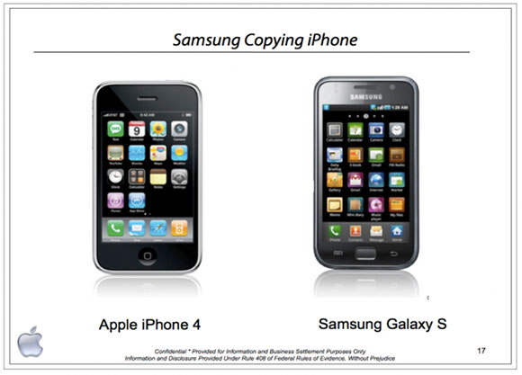 В 2010 году Apple предлагала Samsung лицензировать iOS-технологии
