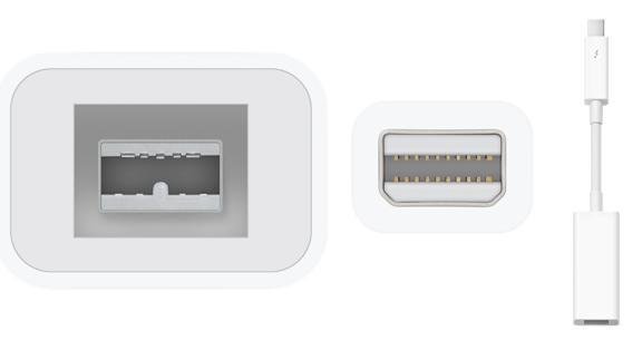 Адаптер Thunderbolt – FireWire уже в онлайн-магазине