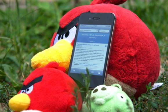 $400 миллионов за плюшевые Angry Birds