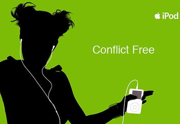 """Apple сокращает использование """"конфликтных материалов"""""""