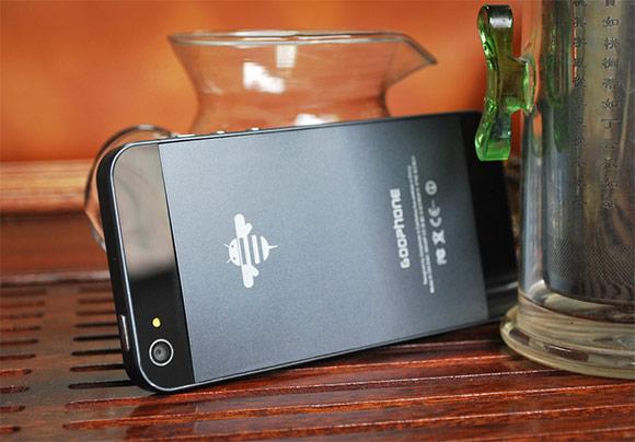 Goophone i5 — китайский «iPhone 5»