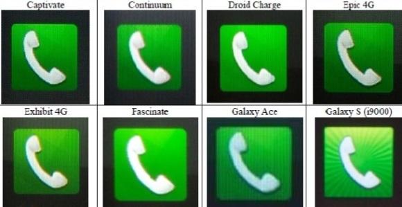 Новый виток противостояния Apple и Samsung. В этот раз вокруг иконок