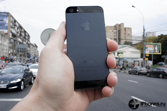 Россвязь зарегистрировала декларацию о соответствии на iPhone 5