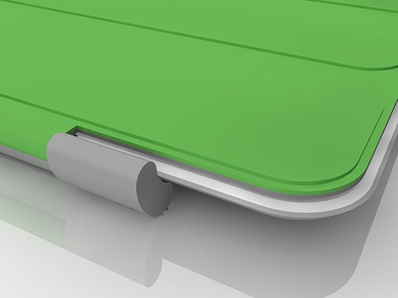 Маленькому iPad — маленький Smart Cover или Smart Case