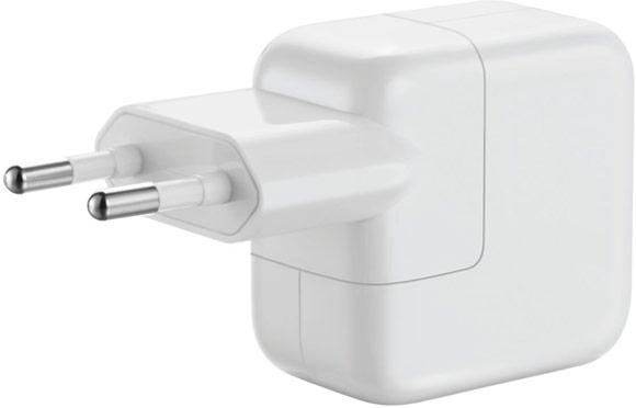 Подробнее о 12-ваттном адаптере для iPad