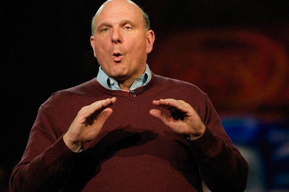 Стив Баллмер: «Apple — мелкомасштабный игрок»