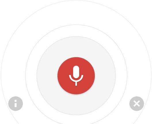 Поиск Google c голосовой функциональностью пропустили в App Store