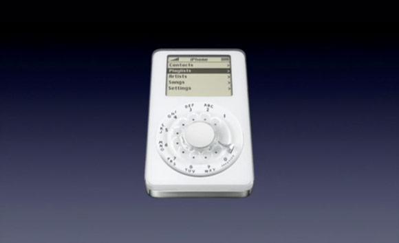 Бывший разработчик прошивок о прототипе iPhone с Click Wheel