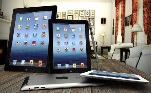 iPad mini начнёт продаваться 2 ноября