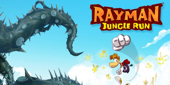 Rayman: Jungle Run. Тык себе