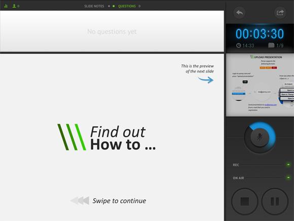 Penxy. Для глобальных презентаций через локальный iPad