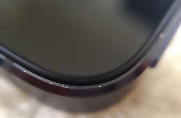 Черный iPhone 5 и царапки. Наждачка наше все