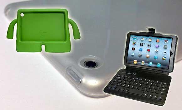 Новые аксессуары для iPad mini: дешевая клавиатура, тонкая накладка и продукты Speck