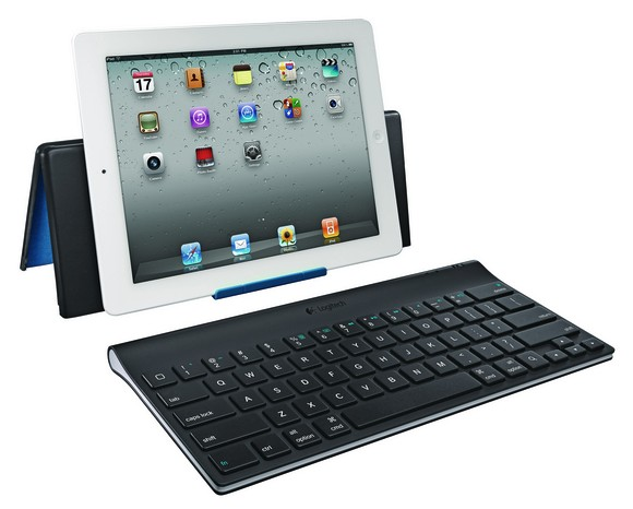Обзор Logitech Tablet Keyboard для iOS