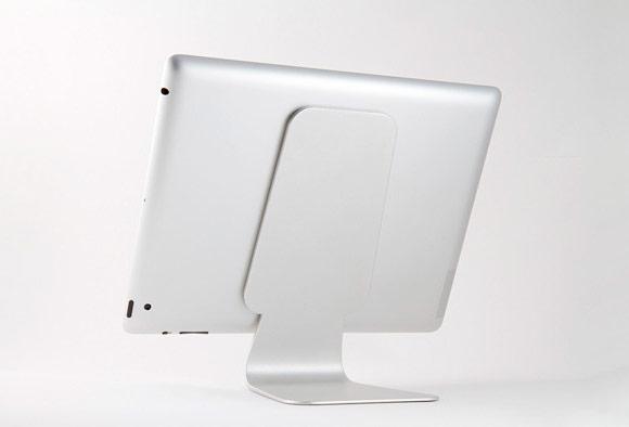 Slope: держатель для iPad на основе «всасывающей» нанопены
