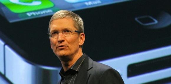 Тим Кук — самый высокооплачиваемый CEO в США