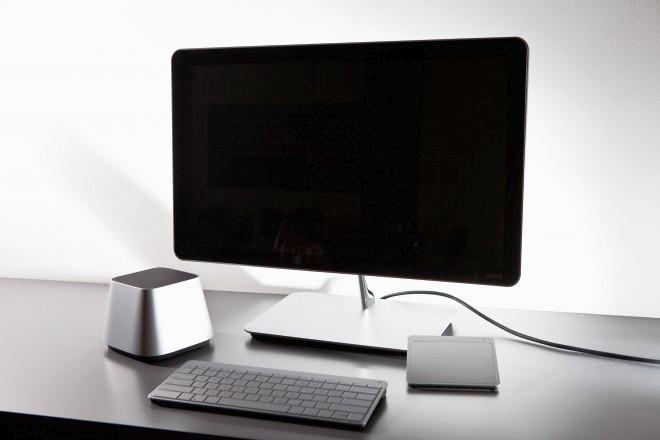 Vizio вдохновилась рекламой Macintosh