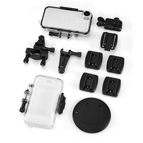 Mophie OutRide: как из iPhone 4/4S сделать экшн камеру для экстремалов