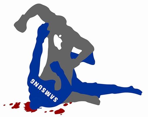 О слухах про разрыв отношений Apple и Samsung