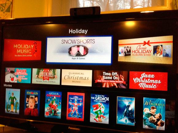 В iTunes Store «появились» категории с приложениями для… Apple TV