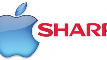 Apple и Sharp