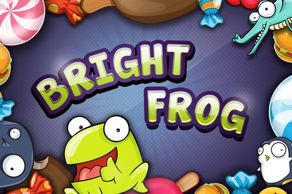 Bright Frog. Лягушка-соединялка