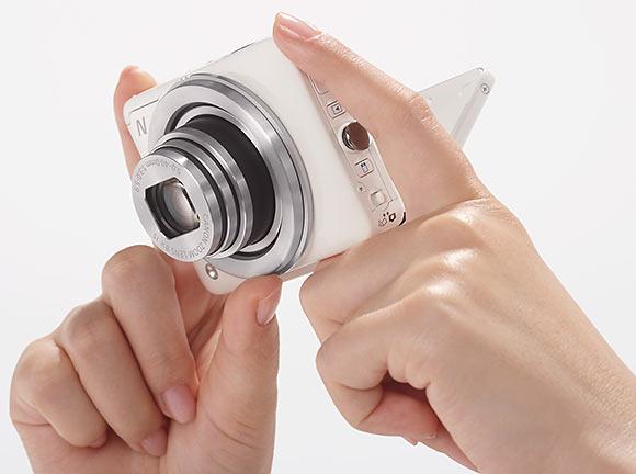 Canon PowerShot N. Вторая камера для iPhone