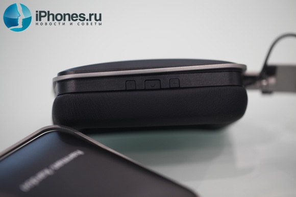 Harman/Kardon Bluetooth Wireless Over-Ear Headphones