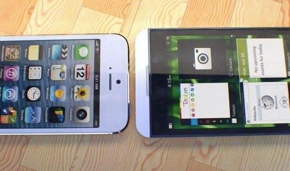 Руководство Blackberry боится iPhone