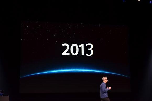 Аналитик составил график запуска новых продуктов Apple на 2013 год
