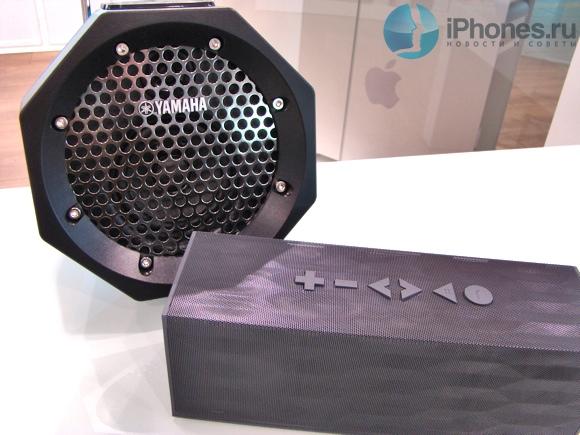 Обзор беспроводных аудиосистем Jawbone Big Jambox и Yamaha PDX-B11