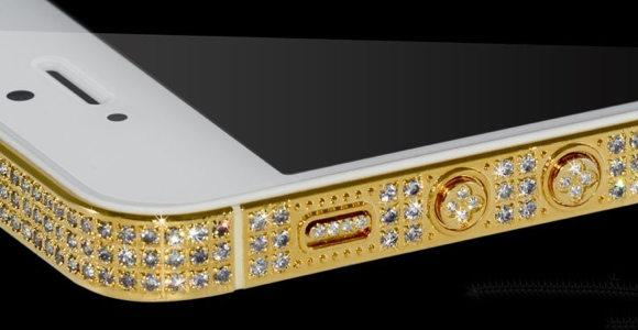 iPhone 5 Swarovski Crystal Edition