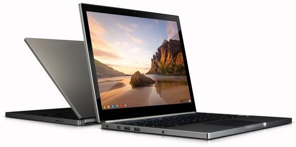 Chromebook Pixel. Другая Retina