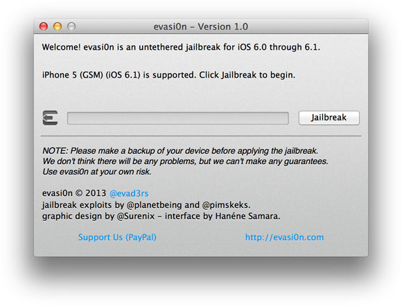 How To Jailbreak Your iOS 6 Device With Evasi0n The Right Way [Jailbreak]