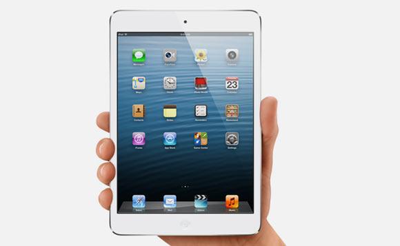 Новая рекламная кампания iPad mini. Фокус на приложения