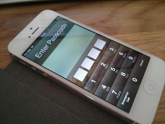 Второй способ попасть в Контакты на заблокированном iPhone с прошивкой iOS 6.1