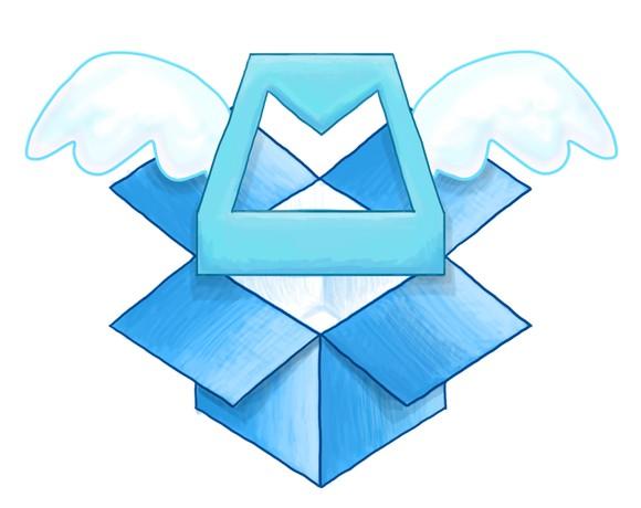 Dropbox купила Mailbox