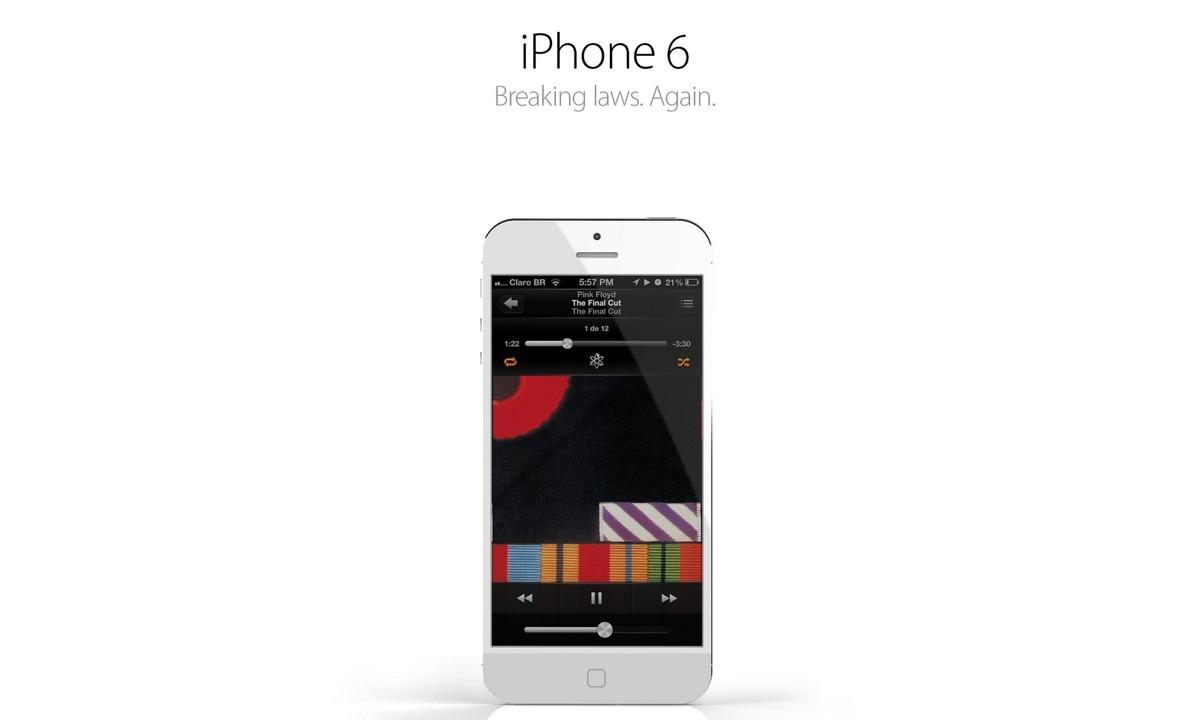 Концепт iPhone 6. Или 5S