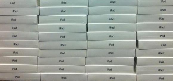 Все хотят iPad