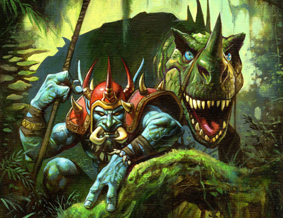 Blizzard анонсировала карточный Warcraft для iPad