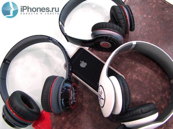 Обзор и сравнение наушников Beats Solo HD, Monster N-Tune и Yamaha Pro 300