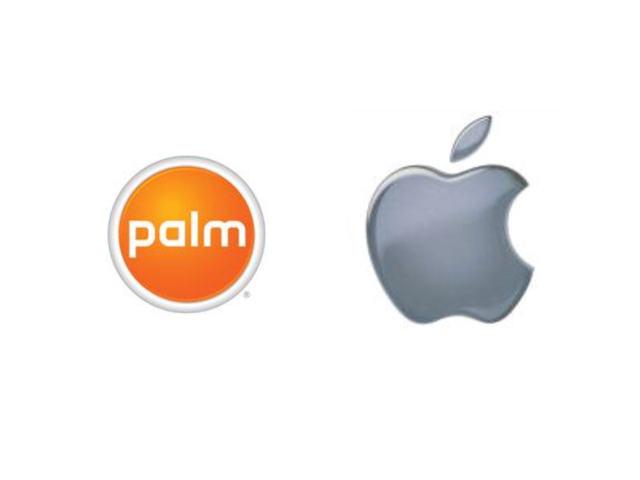 Apple выкупает старые патенты Palm