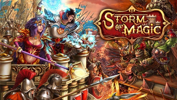 Storm of Magic. Фэнтезийный Tower Defence