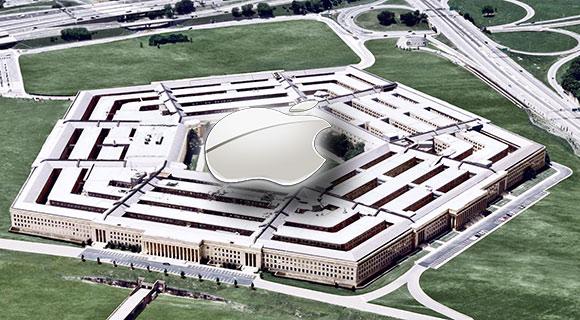 Apple официально допущена в Пентагон