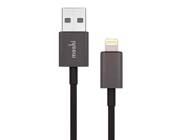 Moshi выпустила алюминиевый кабель Lightning