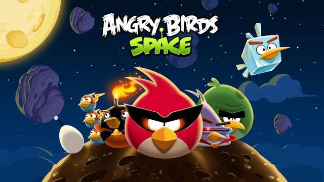 Angry Birds Space временно раздается бесплатно