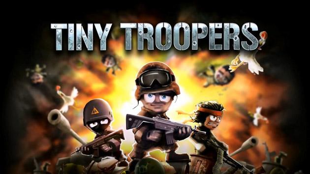 Tiny Troopers. Крошечные бравые вояки
