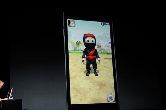 Инновационная игра Clumsy Ninja скоро появится в App Store
